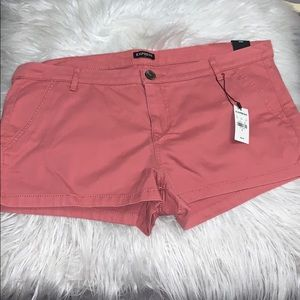 Express Mini Shorts